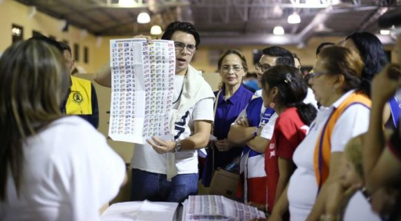 Permiso remunerado a participantes en Juntas receptoras de Votos.